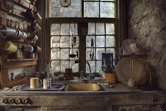 I live alone (andre govia.) Tags: abandoned kitchen closed decay down creepy u derelict decayed decaying decayedbuildings andregovia