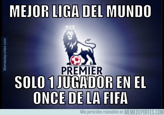 Barclays EPL, la mejor liga del mundo