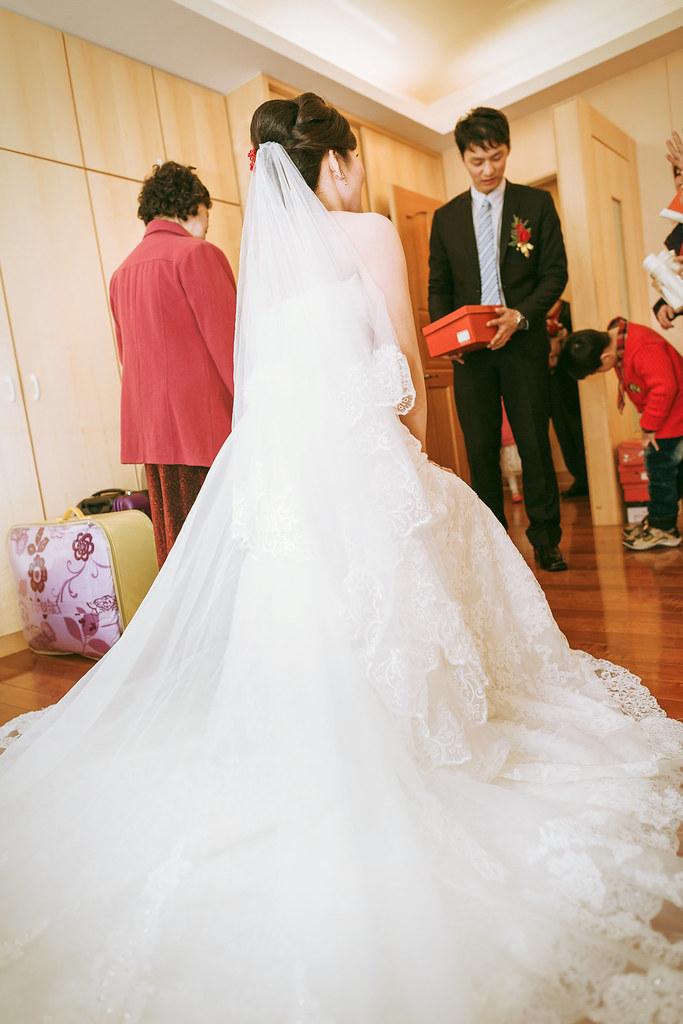 嘉呈&敏媛Wedding-27