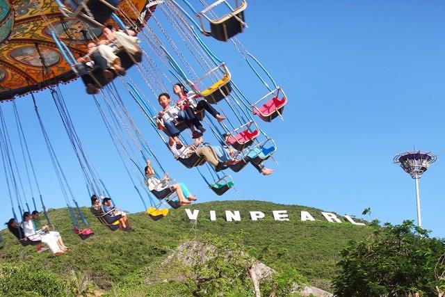Trò chơi ở Vinpearl Land