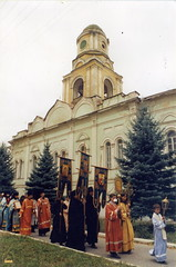 14. Крестный ход на Покров 1995 г