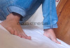 IMG_0638C (CrsConcreteCpl) Tags: toes sweaty barefeet sonia soles stinky cutefeet