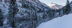 Winter in the Cascades (wacamerabuff) Tags: winter mountain washington cascades