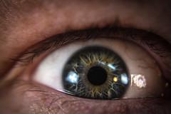 Eyes (James Lofty) Tags: macro eye closeup canon lens eyes clear macros edits lightroom macrolens lenes