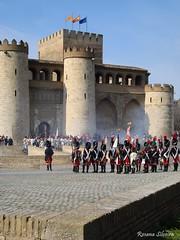 Palacio de la Aljafera (Re Silveira) Tags: espaa spain espanha zaragoza aljafera