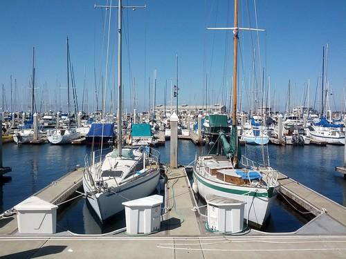 boats camerasamsunggalaxynexus harbor monterey ocean sailboats ships wharf year2013 2013