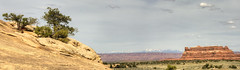 Squaw Flats view Canyonlands NP_Panorama13 (maryannenelson) Tags: panorama landscape outdoors utah nationalpark spring rocks canyonlands