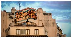 Graffiti Marseillais (salahmiliana) Tags: france graffiti marseille tags vieuxport provencealpesctedazur nikond700018105mmfrance