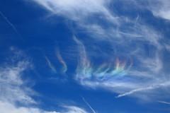 Nuages de couleurs (Pi-F) Tags: nuage couleur arcenciel mditerrane effet