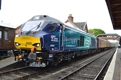 Direct Rail Services 68025 Superb (Will Swain) Tags: bewdley station svr midlands midland severn valley railway diesel gala 19th may 2016 direct rail services 68025 superb class 68 drs