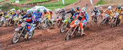 Junior A Start - by Alan Davey