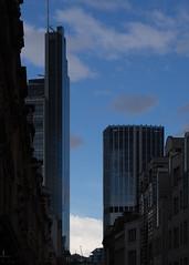towering (Cosimo Matteini) Tags: city architecture skyscraper pen olympus tower42 towering cityoflondon m43 squaremile mft ep5 herontower cosimomatteini mzuiko45mmf18