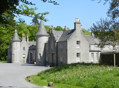 The Stables, Balmoral Castle, Royal Deeside, June 2016 (allanmaciver) Tags: pictures film estate royal exhibition her queen granite visitor turrets balmoral attraction majesty stables deeside allanmaciver