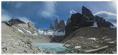 Da 11. Torres del Paine (GonzaloMMD) Tags: chile patagonia mountain lake lago torresdelpaine montaa cl torresdepaine regindemagallanesydelaantrticachilena regindemagallanesydelaan