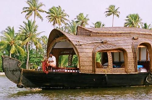 Backwaters houseboat