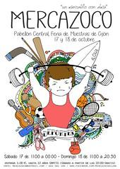 Mercazoco Octubre Gijón Feria de Muestras portada