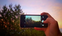 Evening colours (ssitophotography) Tags: sunset summer sky canada beautiful clouds photography evening photo still nice pretty colours bc phone view purple peaceful calm coquitlam dreamy colourful thursday chill vancity photooftheday insta