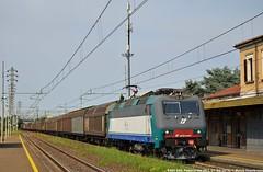 E405 040 (MattiaDeambrogio) Tags: train torino trains cargo treno trenitalia treni 040 melfi e405 pontecurone