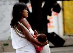 Indigena Palomino, Colombia 2016 (nick taz) Tags: baby colombia mother palamino indigena wayuu