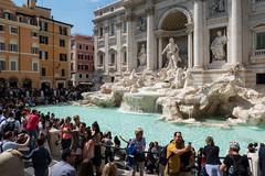 G7X_IMG_7098 (Frank van Dam Utrecht) Tags: rome fountain trevi trevifountain