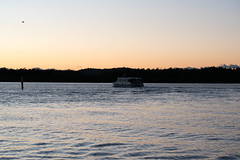 Daybreak at the waterfront (Merrillie) Tags: sea seascape nature water sunrise landscape outdoors photography dawn bay boat nikon scenery australia nsw newsouthwales centralcoast daybreak waterscape woywoy d5500 nswcentralcoast centralcoastnsw