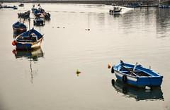 verso Sal (io.robin) Tags: reflection reflex barca mare porto marocco maghreb moroco riflesso imbarcazione sal