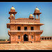Fatehpur Sikri IND - Diwan-i-Khas - Hall of Private Audience 05
