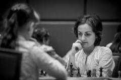 20160617_almaty_blitz_day1_alina_lami_0472 (davidllada) Tags: blackandwhite bw blancoynegro netherlands monochrome blackwhite chess romania kazakhstan echecs alina almaty ajedrez lami sjakk eurasia xadrez schaken 2016 schach  szachy satran kazajistan presidentsblitzcup shakhmardanyessenovfoundation