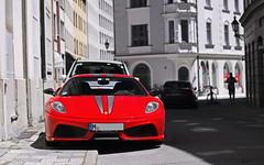 430 Scuderia (WuschelPuschel458) Tags: camera cars car canon photography cool awesome automotive ferrari scuderia sportscars speciale f430 supercars 430 carspotting carporn 16m carphotopraphy