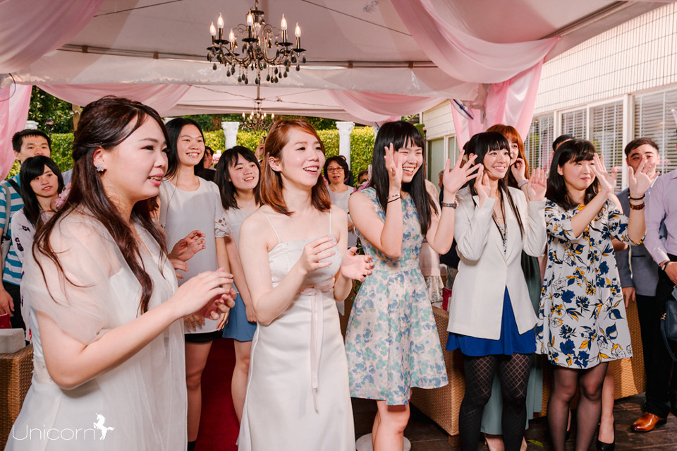 《婚攝加菲》貫仲 & 嘉琪 / 青青食尚花園會館