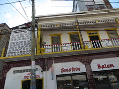 Belize City: North Front Street (zug55) Tags: belize caribbean belizecity guesthouse centralamerica belice americacentral britishhonduras northfrontstreet smokingbalam smokingbalamguesthouse