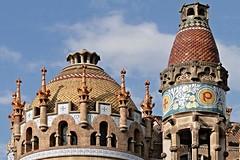 Hospital_de_Sant_Pau_02 (Context Travel) Tags: barcelona hospital de modernism pau sant catalan modernisme