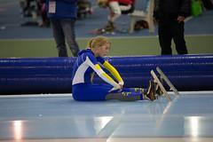 A37W1675 (rieshug 1) Tags: speedskating schaatsen eisschnelllauf skating worldcup isu juniorworldcup worldcupjunioren groningen kardinge sportcentrumkardinge sportstadiumkardinge kardingeicestadium sport knsb ladies dames 3000m