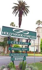 Hwood Forever sign (katerz1) Tags: fone hollywoodforever