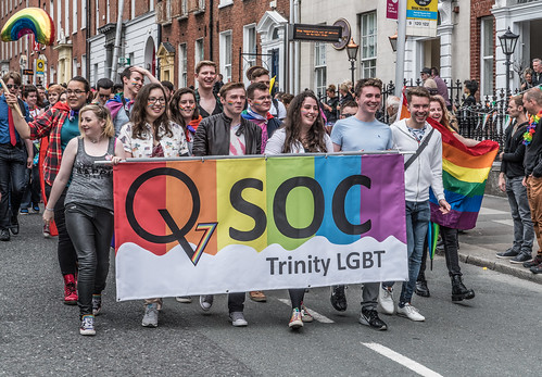 PRIDE PARADE AND FESTIVAL [DUBLIN 2016]-118000