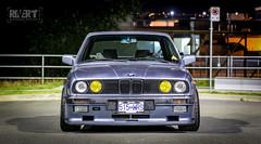 E30-Vert-2555 (Trevor Mah) Tags: vancouver britishcolumbia canada ca e30 convertible night exposure canon 6d 24105 blue cirrus cirrusblaumetallic bmw