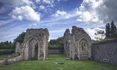 FDT Old Ruin. (Matt_Briston) Tags: old abbey face anyone joke ruin down tuesday oldruin creake fdt facedowntuesday