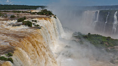 cataratas. (vornoff) Tags: brazil waterfall nikon jungle cataratas tropic tamron iguazu d5200 darktable