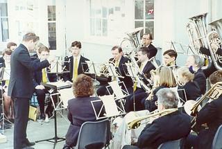Cranbrook Street Fair - 1991 - Robin Conducts