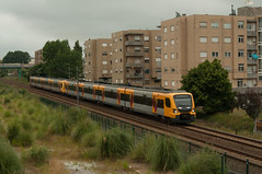 CP 3400 - Valongo (Giacomo Giugiaro) Tags: portugal de do douro cp ume comboios bombardier linha urbanos 3400 valongo cp2000 viriatus