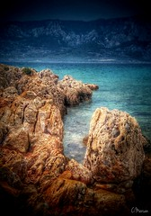 Marmaris (C.Mercan) Tags: water sea rocks blue summer