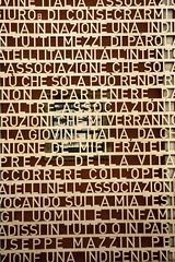 Mazzini (SamueleGhilardi) Tags: italy july pisa tuscany works toscana domus parole luglio 2016 mazzini giovineitalia mazziniana