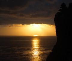 Sunset at Uluwatu II (adamfrunski) Tags: bali sunset uluwatu evening