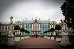rus_3 (Franz-Rudolph) Tags: catherine palace katharinenpalast russland russia sankt petersburg  saint puschkin  schlos castle architecture architektur kunst art franzrudolph aussenansicht exterior