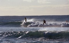 Surfers [Nikon F5 Film] (Aviator195) Tags: kodak kodakfilm kodakektar kodakektar100 ektar ektar100 ektarfilm film filmphotography filmisnotdead filmphotos filmscan filmphoto nikon nikonfilm nikonf5 f5 epson epsonperfectionv550 epsonv550 v550 highquality highqualityfilmscan surf surfing surfers wave waves ocean beach manly manlybeach queenscliff queenscliffbeach northernbeaches australia surfboard surflife surfculture
