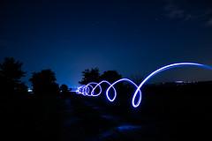 continoum (keriarpi) Tags: continuity endless infinite light painting lightpainting spiral boundless
