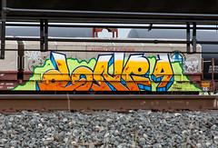 (o texano) Tags: houston texas graffiti trains freights bench benching
