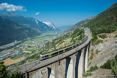 BLS - Baltschiederbach (Giovanni Grasso 71) Tags: baltschiederbach svizzera nikon d610 giovanni grasso elettrotreno