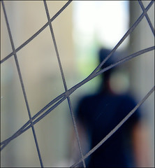 F_DSC8101-1-Nikon D800E-Nikkor 28-300mm-May Lee  (May-margy) Tags:  maymargy                taiwan repofchina streetviewphotographytaiwan mylensandmyimagination linesformandlightandshadows naturalconsequencethrumylens  corridor separation glass window frame