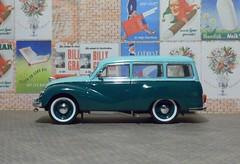 IFA F9 Kombi 1953 (5) (dougie.d) Tags: ddr gdr ifa f9 kombi estate estatecar stationwagon dkw zwickau eisenach witebox ixo 143 scale model modelcar automodel modelauto diecast